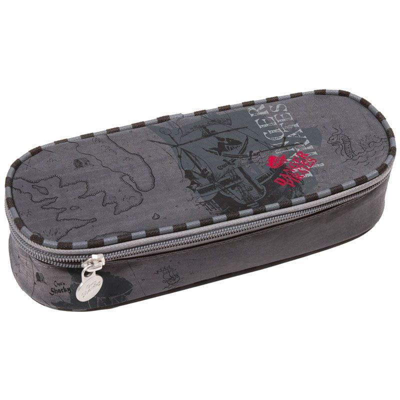 Пенал Capt'n Sharky 3 сумки для детей spiegelburg спортивная сумка captn sharky 30480