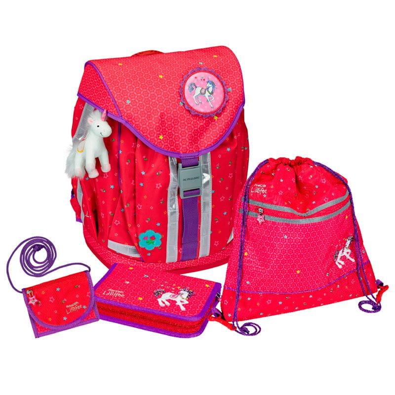 Рюкзаки и ранцы Spiegelburg Школьный рюкзак Prinzessin Lillifee Flex Style с наполнением пенал prinzessin lillifee 3
