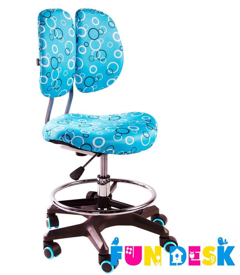 Кресло FunDesk Детское кресло SST6 кресло гелиокс коленный стул орто с газ лифтом