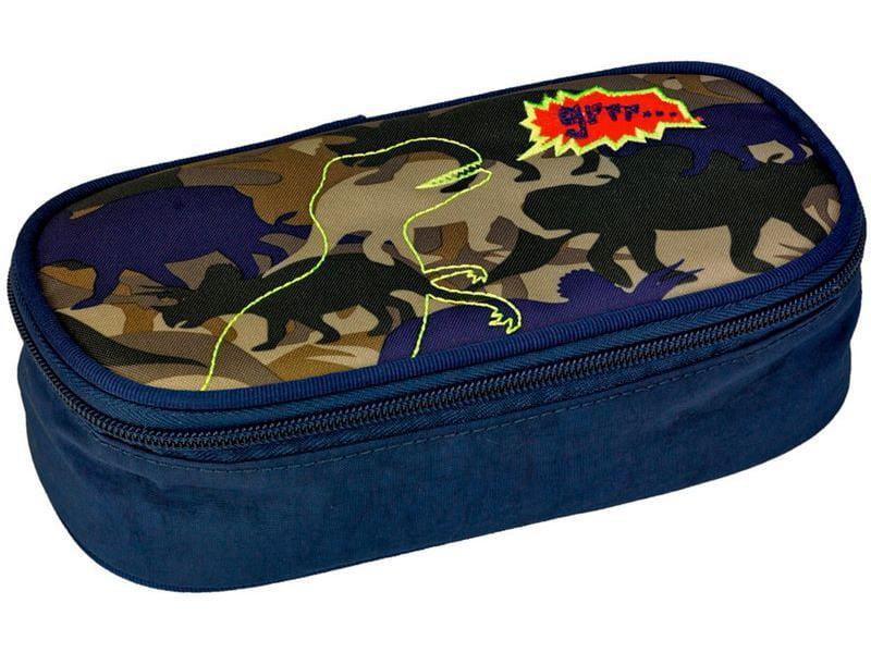 Фото - Рюкзаки и ранцы Spiegelburg Пенал T-Rex World 3 пенал dakine lunch box 5 l augusta