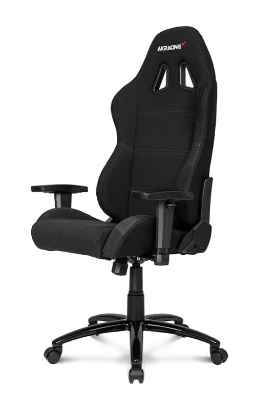 Геймерское кресло AKRacing K7012 Металл Черный Черный