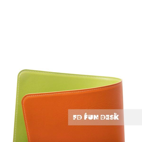 Аксессуар FunDesk Двухцветная защитная накладка на парту Fundesk SS19 ящик fundesk amare drawer розовый