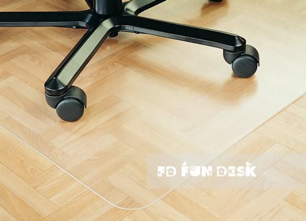 Фото - Аксессуар FunDesk Защитное напольное покрытие SS20-TR покрытие защитное напольное vortex под стул