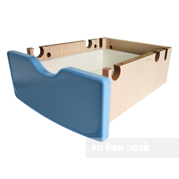 Аксессуар FunDesk Выдвижной ящик для парты Ballare Drawer bqlzr 2pcs cold rolled steel drawer runner telescopic drawer damping buffer slide rail