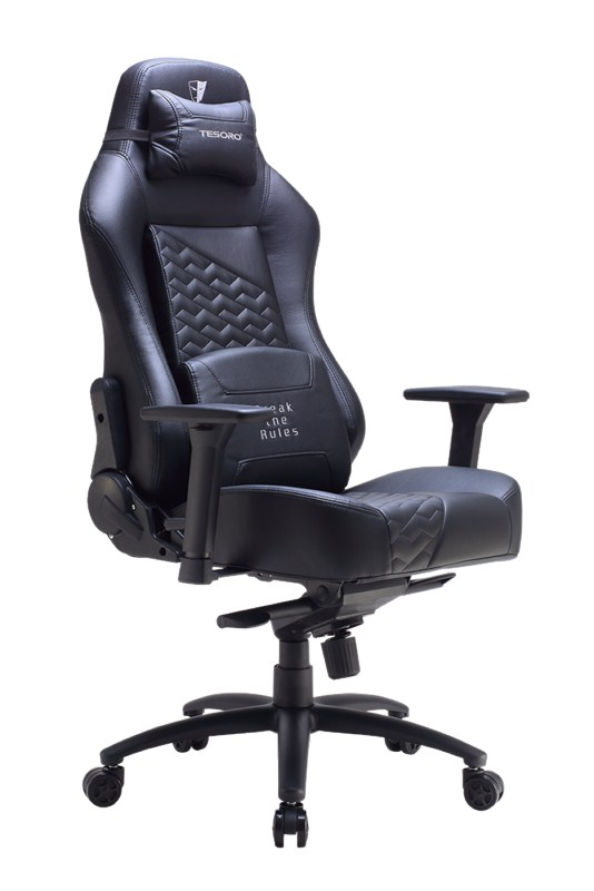 Кресло Tesoro Геймерское кресло Zone Evolution F730