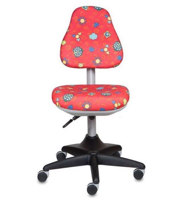 Компьютерное кресло для школьника БЮРОКРАТ KD-2