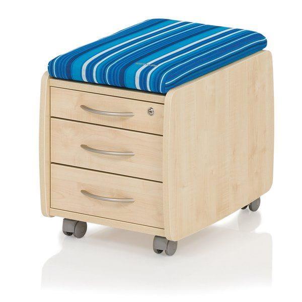 Тумба Kettler Тумба для стола Logo Trio Box парта kettler logo plus