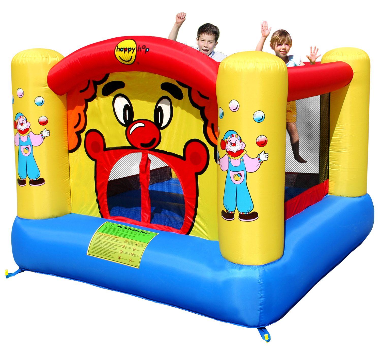 Надувной батут Веселый Клоун 9001 детский надувной батут happy hop праздничный полет 9070