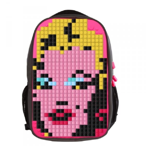 Рюкзаки и ранцы Upixel Пиксельный рюкзак для ноутбука Full Screen Biz Backpack/Laptop bag toposhine solid hollow out colorful little stars tassel backpack bag fashion girls school backpack bag women bag 2791
