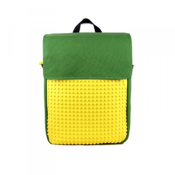 Пиксельный рюкзак Canvas Top Lid pixel Backpack double zipper canvas backpack