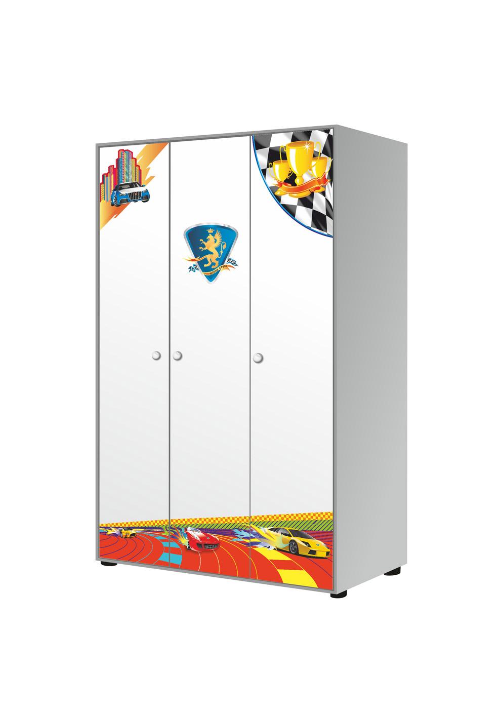 Шкафы и стеллажи Grifon Style RX800 ЛДСП Brilliantline