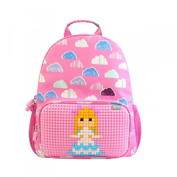 Рюкзаки и ранцы Upixel Детский рюкзак Floating Puff Pink сумки для детей pink lining детский мини рюкзак knights