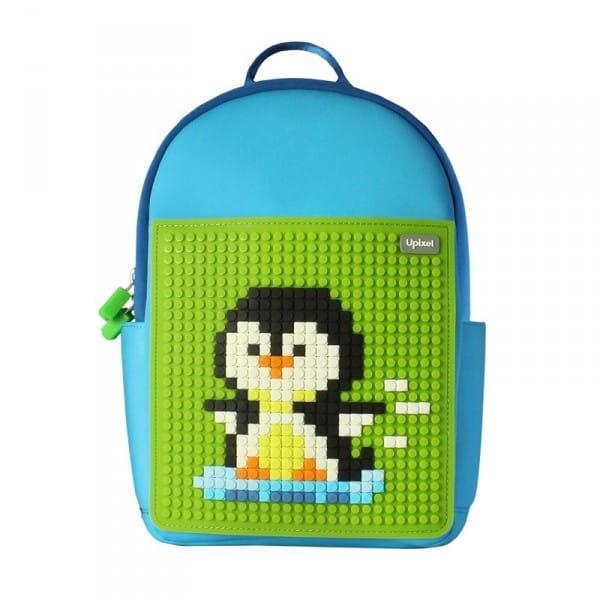 Рюкзаки и ранцы Upixel Пиксельный рюкзак Rainbow Island пиксельный рюкзак starry sky фуксия