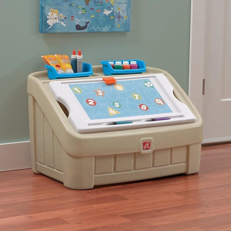 цена на Игровые комплексы Step 2 Step 2 Ящик для игрушек