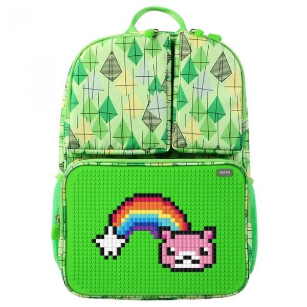Рюкзаки и ранцы Upixel Пиксельный рюкзак Joyful kiddo Backpack пиксельный рюкзак starry sky фуксия