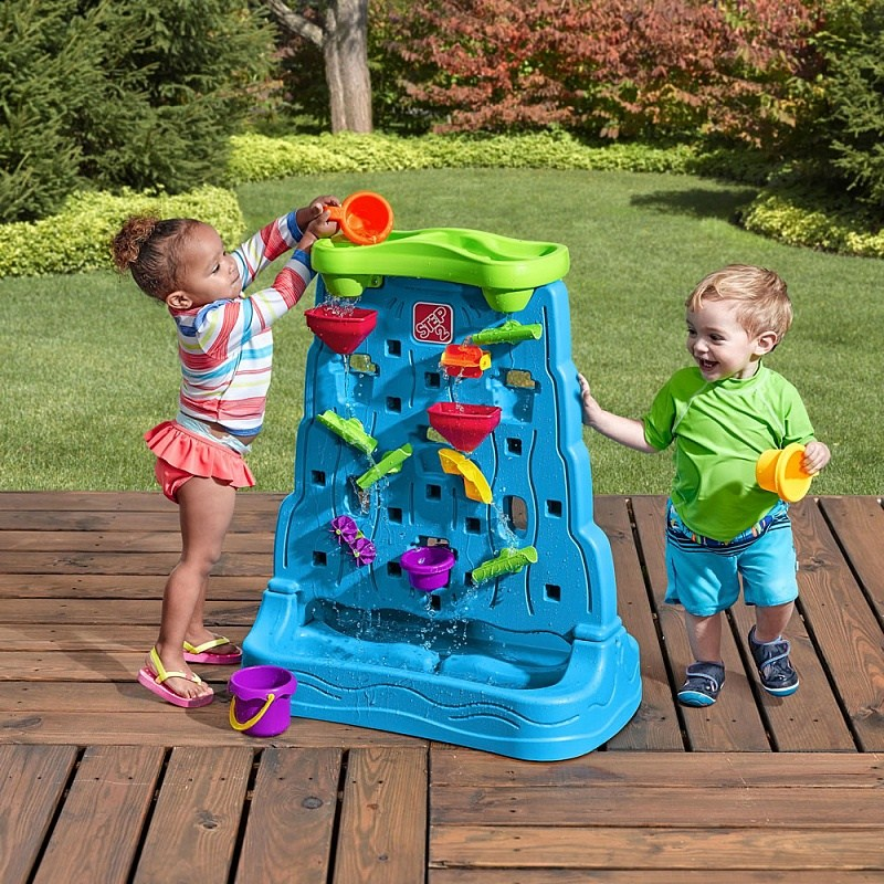 Игровые комплексы Step 2 Игровой центр Водный лабиринт Пластик Синий