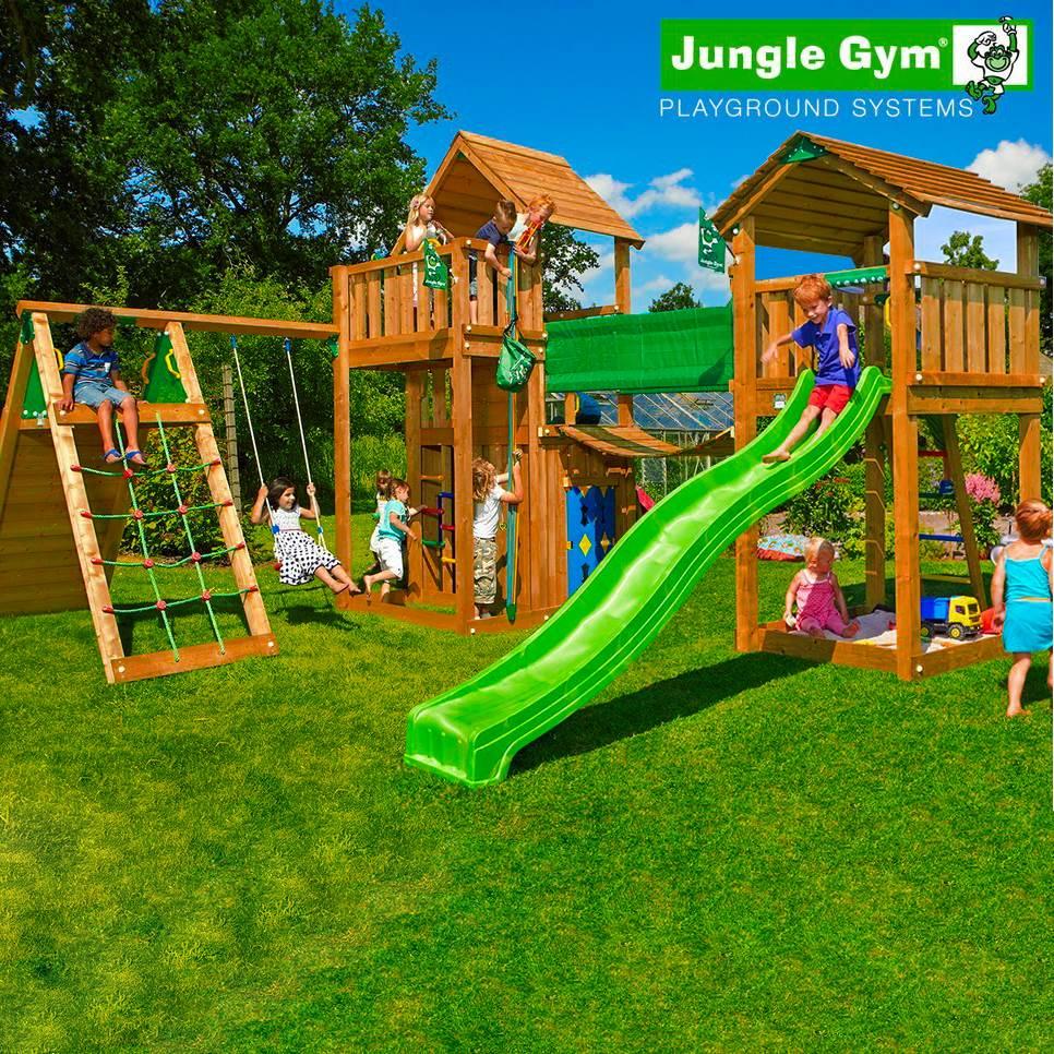 Детский городок Jungle Grand Palace детский городок jungle cottage