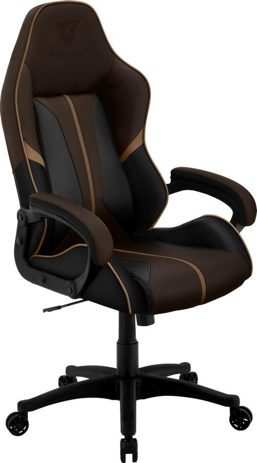 Геймерское кресло ThunderX3 BC1 Boss Металл Кофейный Черный