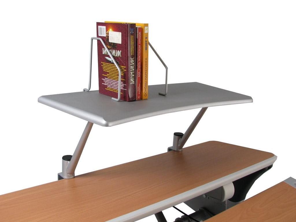 Полка для книг Mealux BD-P7G аксессуары для мебели mealux подставка для книг ks 06