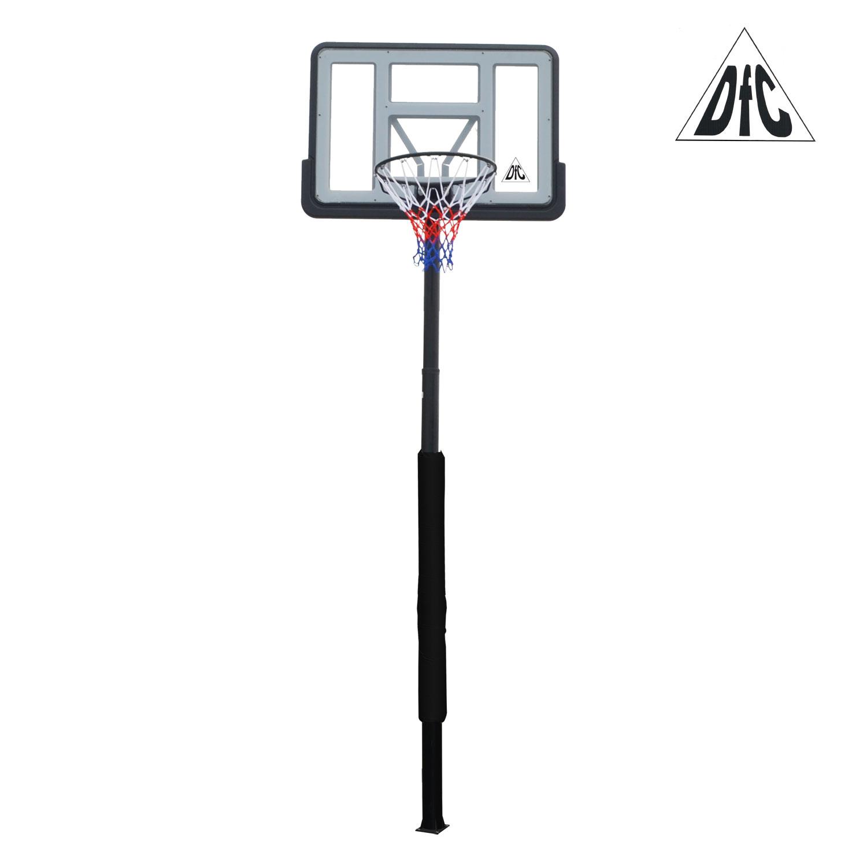 Стационарная баскетбольная стойка DFC ING60A украшение щита