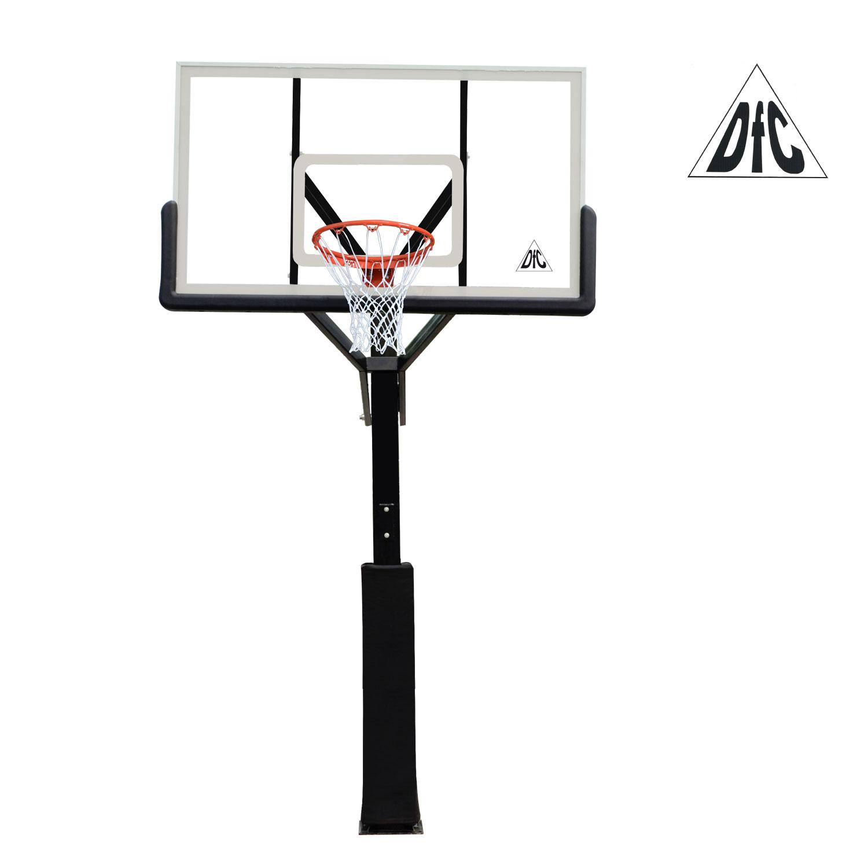 Стационарная баскетбольная стойка 72 DFC ING72G украшение щита