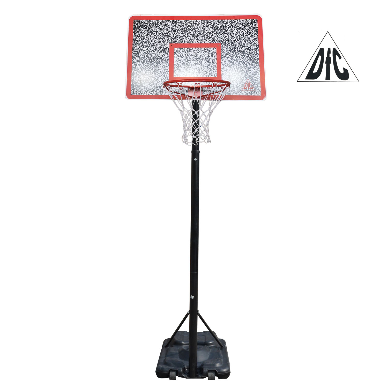 Стойка баскетбольная мобильная DFC STAND44M Металл Черный цена в Москве и Питере