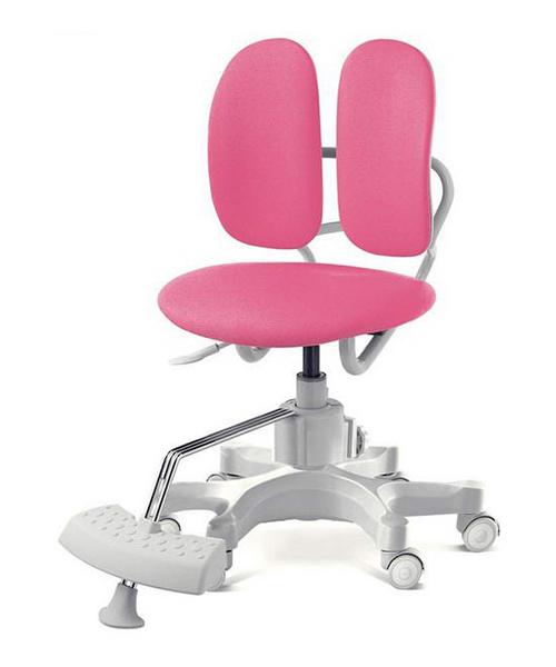 Детские кресла для письменного стола Duorest KIDS MAX DR-289SE Пластик / металл Розовый Серый duorest teenager dr 7900 l