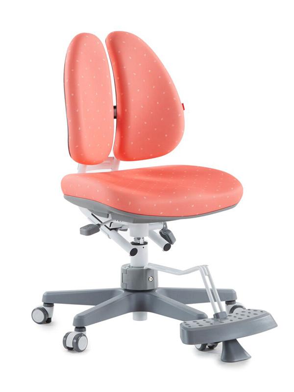цена на Растущий стул для ребенка TCT Nanotec Nanotec Duoback Chair Металл Коралловый Белый