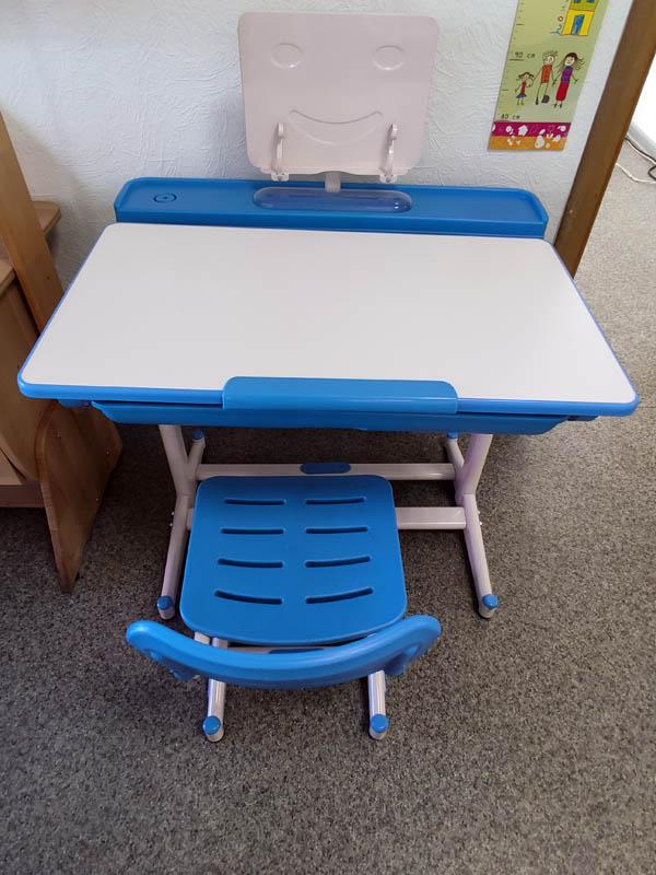 Купить со скидкой Комплект парта и стульчик Mealux BD-04 New XL (EVO-04 XL new) (образец)