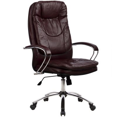 Фото - Офисное кресло Metta Metta LK-11 Ткань и эко-кожа Темно бордовый имидж мастер парикмахерское кресло версаль гидравлика пятилучье хром 49 цветов небесный 4