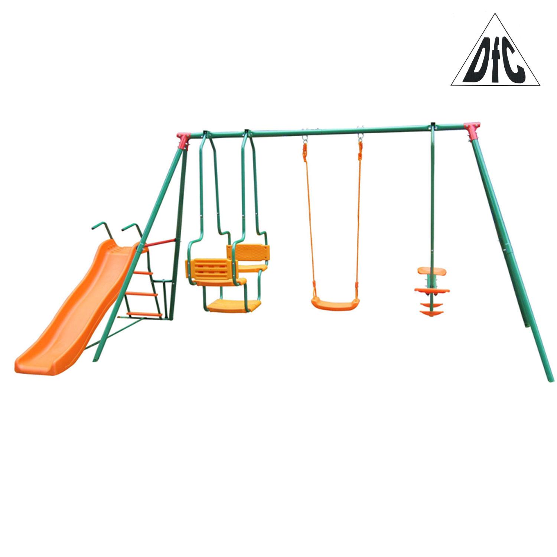 цена на Качели детские подвесные DFC MSGL-01 Металл Зеленый
