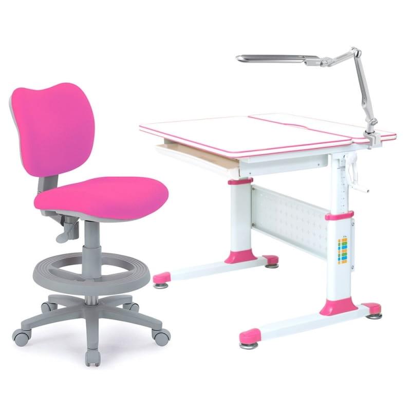 Комплект Комплект RIF 1: Парта-Трансформер Comfort-80 + Кресло Kids Chair + Светильник TL11S