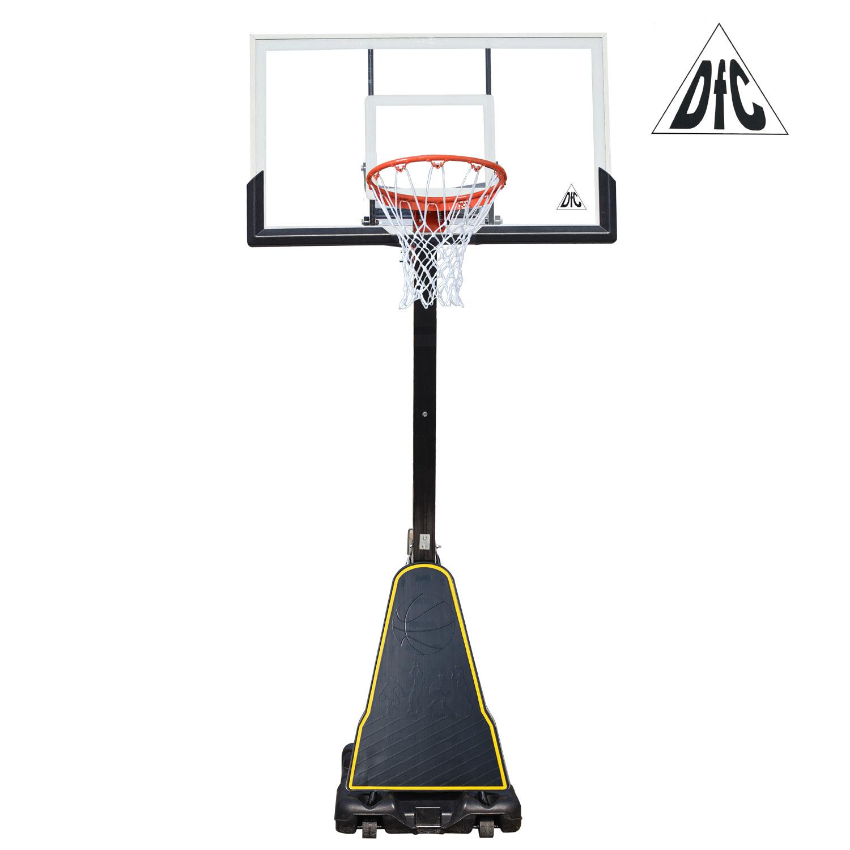Мобильная баскетбольная стойка 54 DFC STAND54G украшение щита