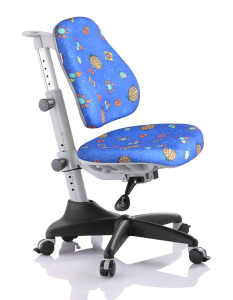 Детские кресла для письменного стола Comf-pro Match Металл Синий с жучками Серый чехлы для кресел comf pro match newton kd 2