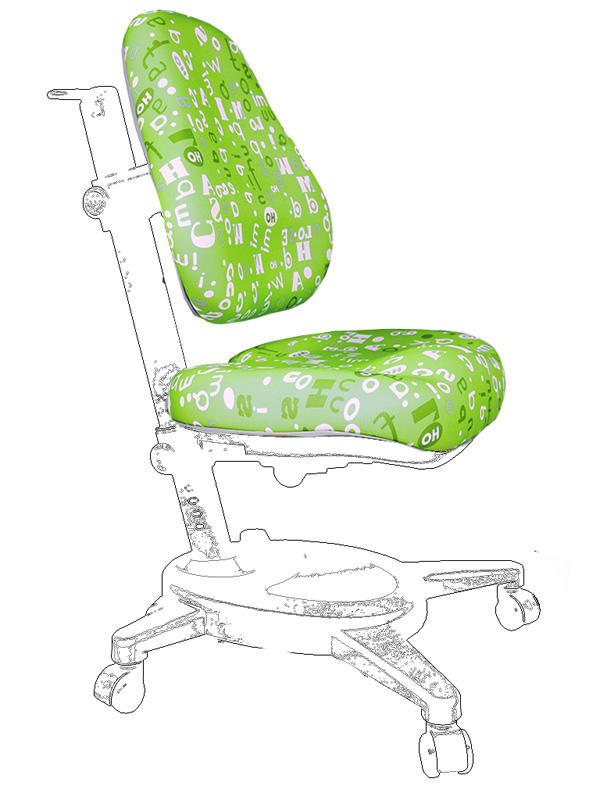 Чехлы для кресла Mealux Y-110