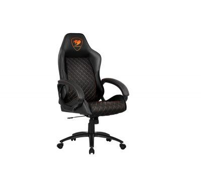 Геймерское кресло Cougar Fusion Металл Черный Черный