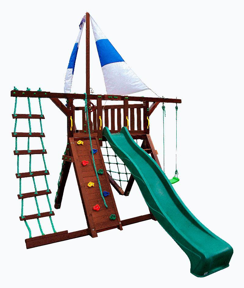 Фото - Детская игровая площадка Самсон Фортуна Массив дерева Тик амбьернсен ингвар самсон и роберто крутые ребята