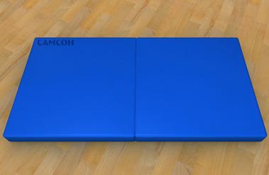 Мат гимнастический (складной) 1 х 1 м мат гимнастический zso 200x100x10 см тентовая ткань 630 без поролона