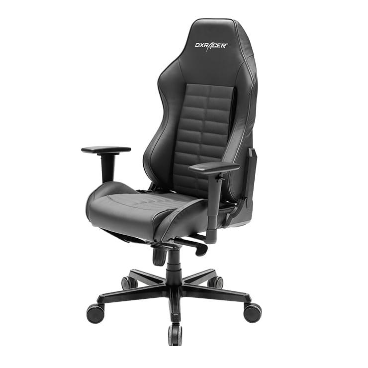 Компьютерное кресло DXRacer D-серия OH/DJ188/N натур.кожа dxracer oh ea01 nr компьютерное кресло black red