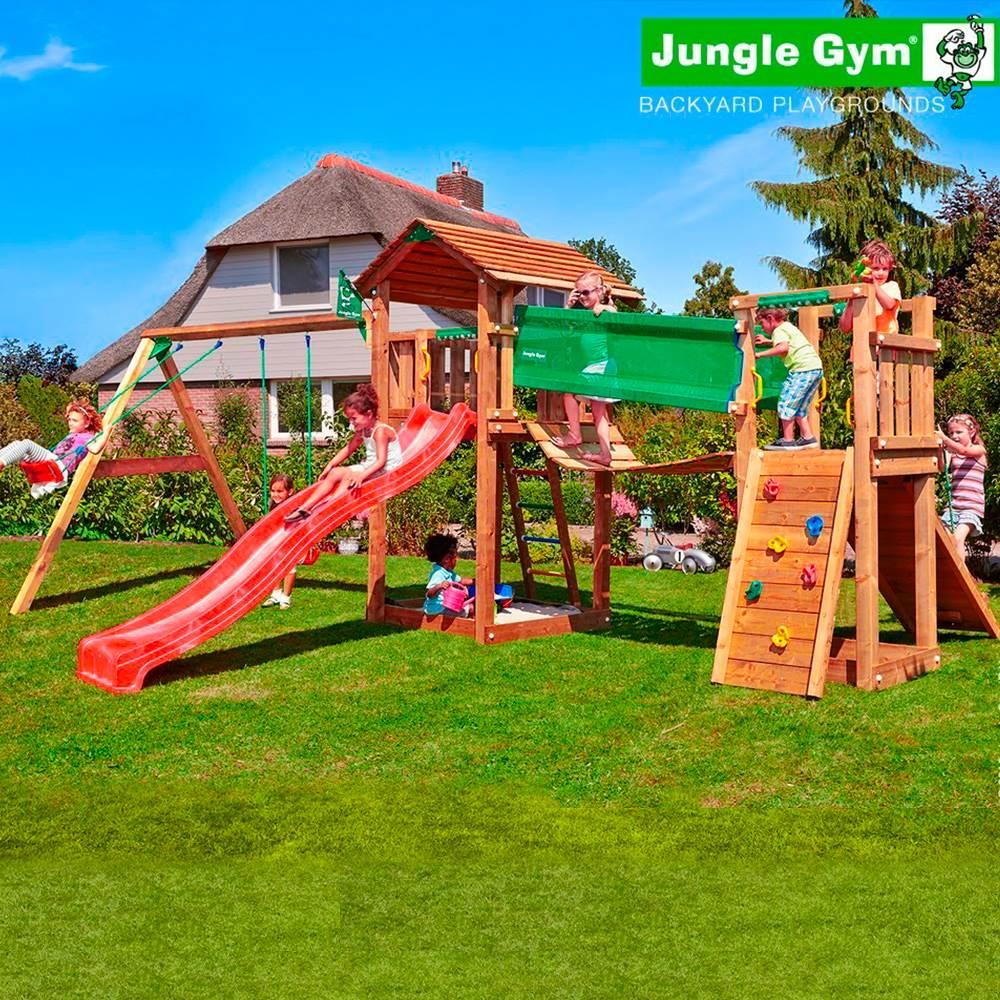 Детский городок Jungle Cottage + Bridge Module + SwingModule Xtra diode rectifier bridge module tm130gz h