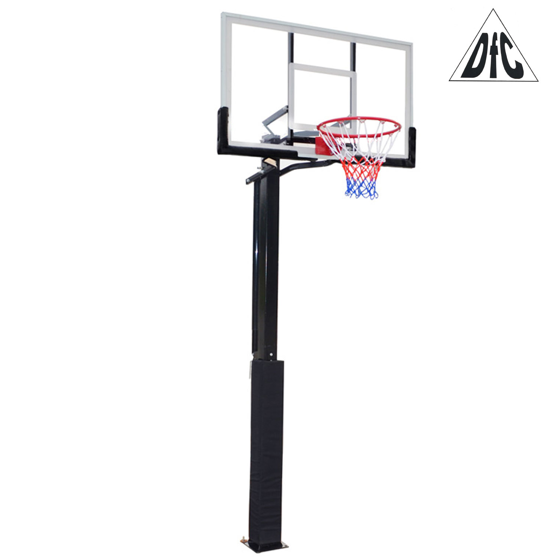 Стойка баскетбольная мобильная DFC ING56A Металл Черный