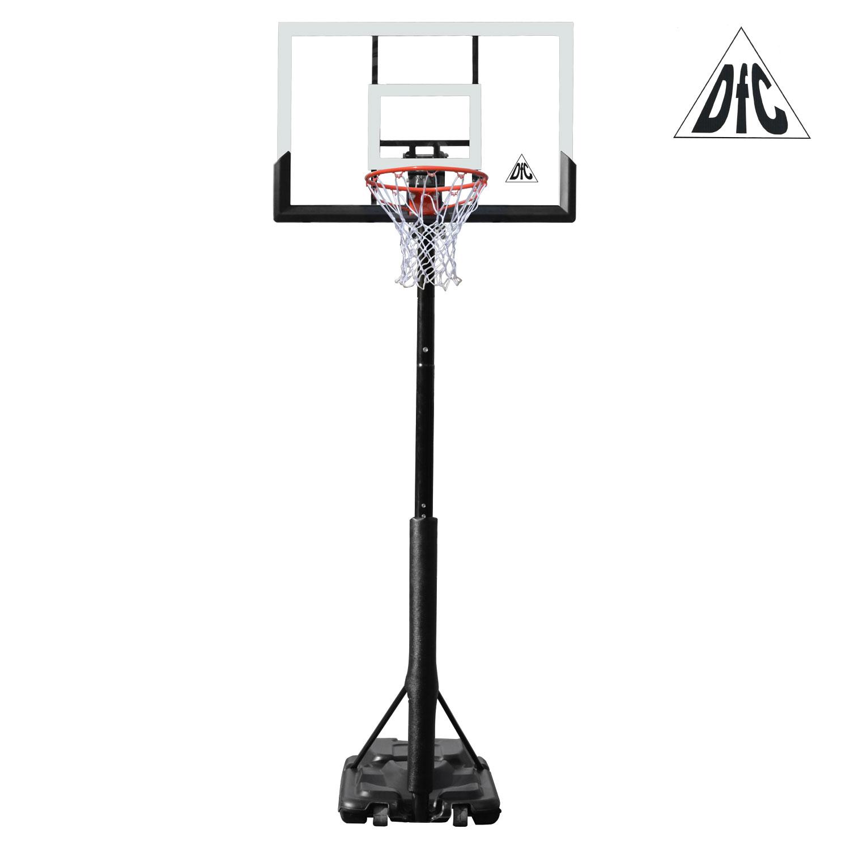 Мобильная баскетбольная стойка 48 DFC STAND48P баскетбольная стойка hudora 71655