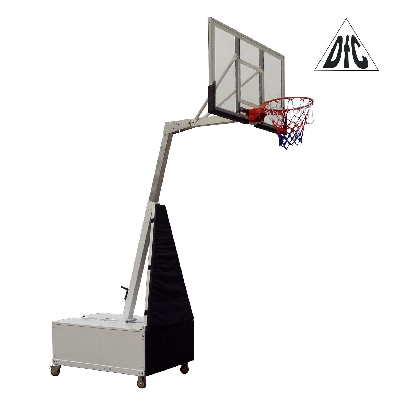 Мобильная баскетбольная стойка STAND56SG украшение щита