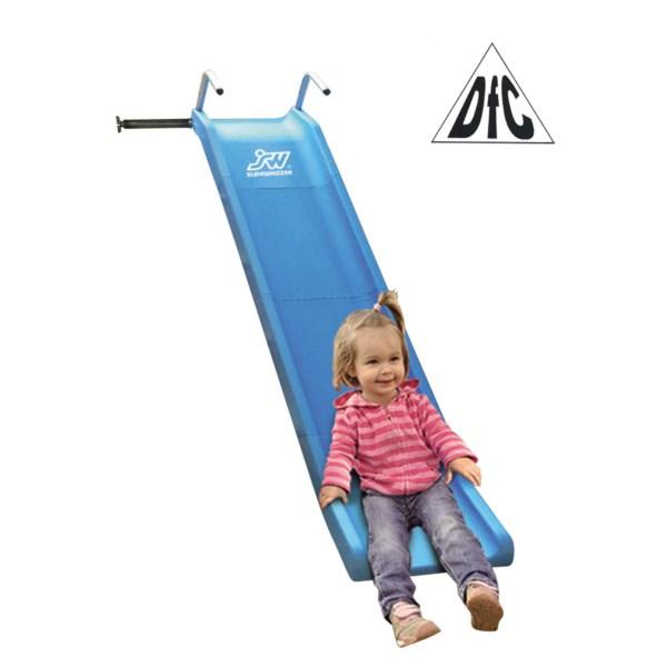 Детская горка DFC SlideWhizzer SW-03 Высокопрочный пластик Синий