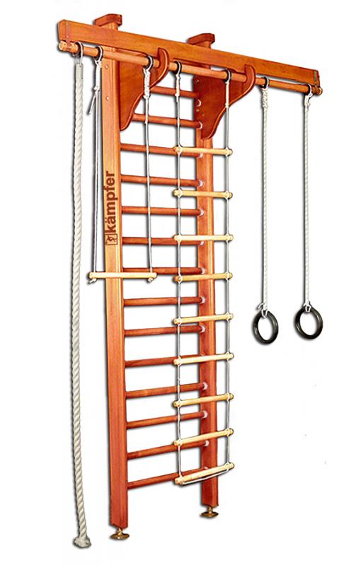 Kampfer Домашний спортивный комплекс Wooden ladder Maxi (ceiling)