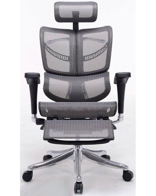 Кресло Expert Эргономичное компьютерное кресло Fly с выдвигаемой подножкой спасение стихи и поэма