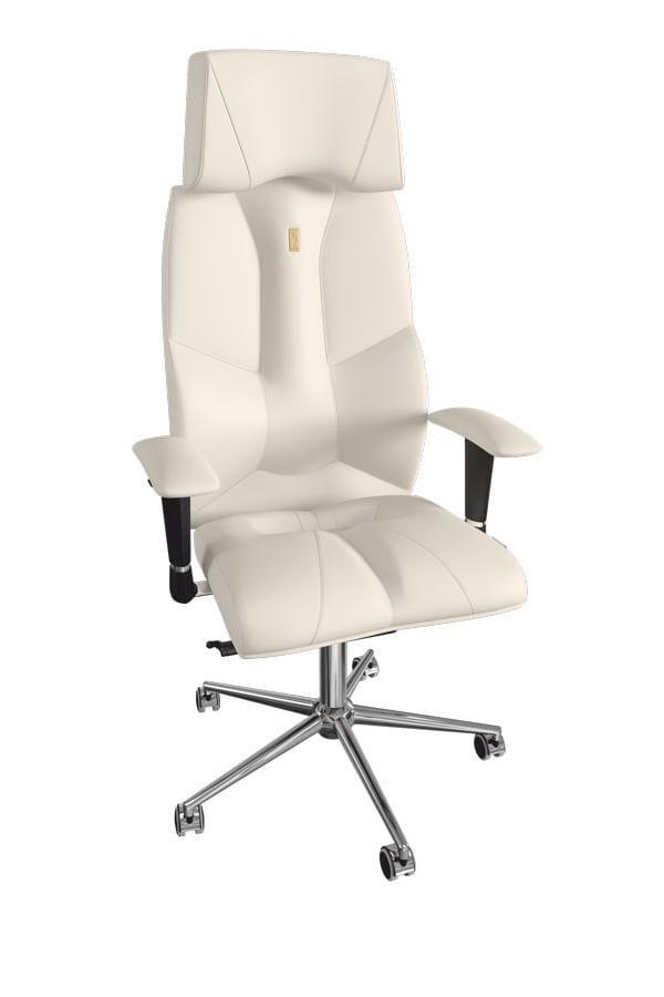 Кресло Kulik System Кресло бизнесмена Kulik Business (перфорация, 3D подголовник)