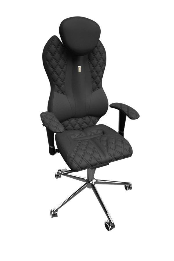Кресло Kulik System Комфортное кресло Kulik Grand (материал Азур, инд. прошивка Design, 3D подголовник)