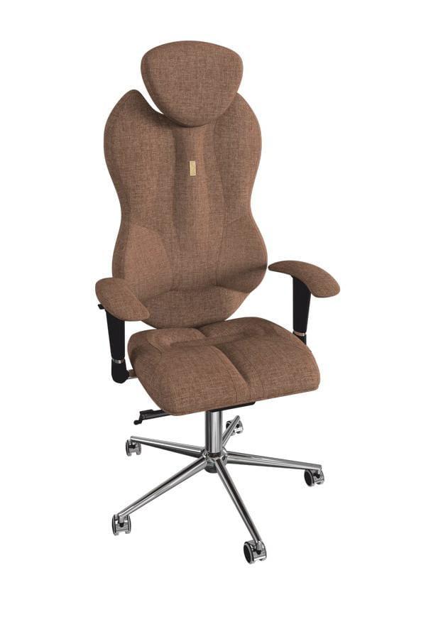 Кресло Kulik System Комфортное кресло Kulik Grand (материал Азур, 3D подголовник)