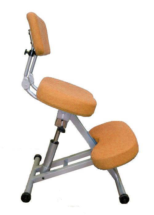Купить со скидкой Коленный стул SmartStool KM01B Персиковый